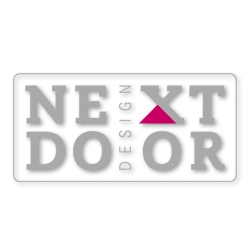 logo nextdoor design