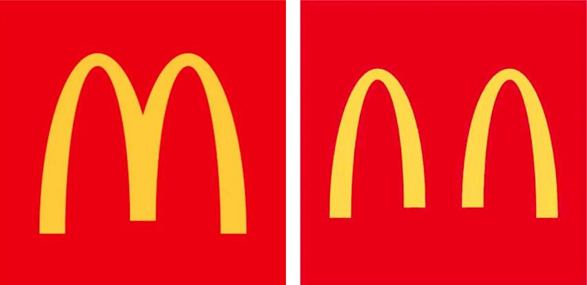 redesign, logo, promoboer, delvorm, social distancing, mac donalds